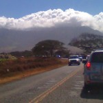 Hana Highway OPEN; Brush Fire 100% Contained