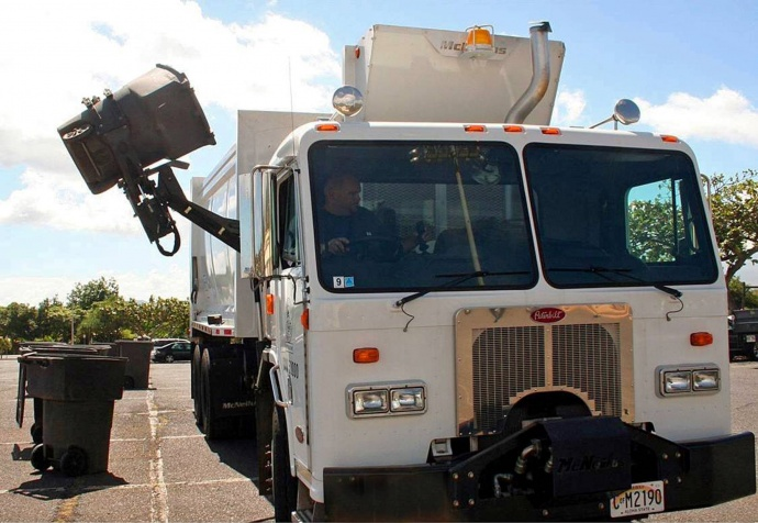 Pukalani Trash Pickups Rescheduled