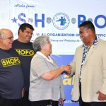 Maui Mayor Tavares receives SHOPO endorsement