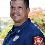 Capt. Norman Campos.  Photo courtesy County of Maui.