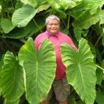 Jerry Konanui. Photo courtesy Maui Nui Botanical Gardens.