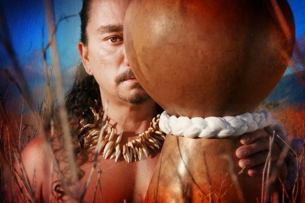 Kealii Reichel.  Photo courtesy Maui Arts & Cultural Center.