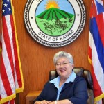 Photo of Maui Mayor Charmaine Tavares, Courtesy County of Maui.