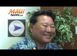 Mayor Alan Arakawa Maui Now