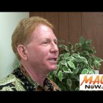 Click image to view VIDEO of our MauiNOW interview with District 11 State House candidate George Fontaine.