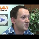 Click image to view VIDEO of our MauiNOW interview with District 8 State House candidate Justin Hughey.