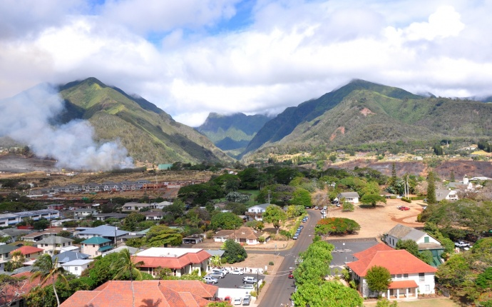 Maui Now : Dirt Reported in Water in Wailuku Neighborhood Wailuku