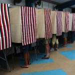 Wailuku Elementary School precinct.  File photo by Wendy Osher.