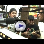 Click on image to VIEW Big Mountain Jam Session in studio with Chisa of Native 92.5 FM.
