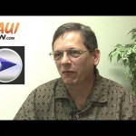 Click image to view VIDEO of our MauiNOW interview with District 8 State House candidate Dean Schmucker.
