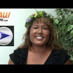 Click image to view VIDEO of our interview with West Maui Council candidate Elle Cochran.