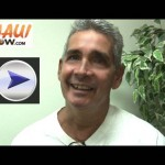 Click image to view VIDEO of our MauiNOW interview with District 11 State House (incumbent) candidate Joe Bertram III.
