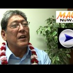Click image to view VIDEO of our Candidate Profile segment with Wayne Nishiki, incumbent candidate for County Council, South Maui.