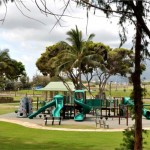 Hui Aloha Playground at Keopuolani Park in Kahului, Maui. Photo courtesy County of Maui.