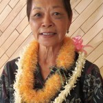 "Lillian Murakami has been named the first ""Volunteer Hero"" by the County's Volunteer Center. Photo by County of Maui."