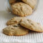 Delicious Gluten Free Banana Cinnamon Cookies