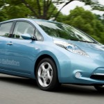 Going Green: 2010 Nissan Leaf is Sold Out