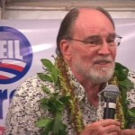 Governor Neil Abercrombie. File Photo.