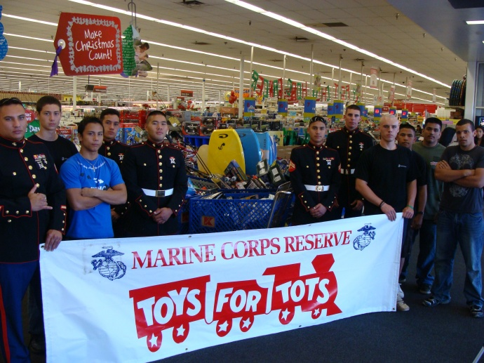 'Toys for Tots' Accepting Donations