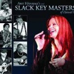 Amy Hanaiali'i and Slack Key Masters of Hawaii album cover.