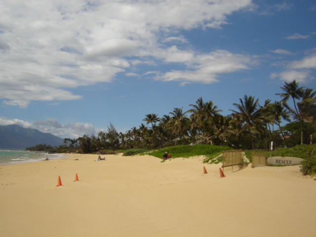 Kamaole Beach in Kihei. File photo by Sonia Isotov.