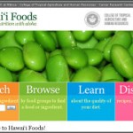 Hawaii Foods Website Committed to Helping Hawaiians Eat Healthier