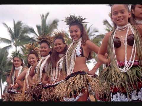 девушки на гаваях фото