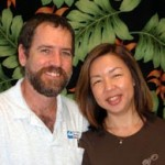 Bob and Kelly King, owners Pacific Biodiesel. Photo courtesy of Pacific Biodiesel.