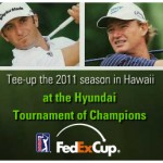 2011 FedExCup Kick-Off featuring Keali'i Reichel