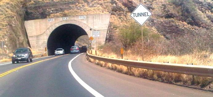 Honoapiʻilani Highway. File Photo by Wendy Osher.
