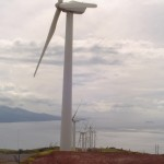 Maalaea wind turbines at Kaheawa Wind Farm. File photo by Wendy Osher.
