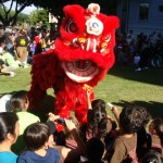 Chinese Lion Dance, file photo by Wendy Osher.