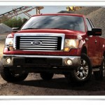 Ford Recalling 280,000 F-150 Trucks