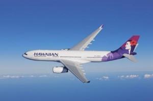 Hawaiian Airlines. File photo.