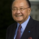 U.S. Senator Daniel Inouye. File photo.