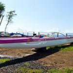 Mana'olana Canoe.