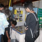 STEM conference will showcases students displays in the Wailea Marriott ballroom.