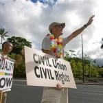 civil unions same sex marriage hawaii