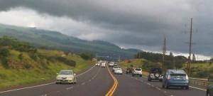 Piʻilani Highway file photo by Wendy Osher.