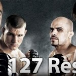 UFC 127 Results
