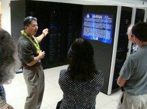 MHPCC Mana largest Supercomputer on the South Maui