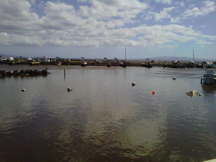 Maalaea Boat Harbor. Photo by Sonia Isotov.