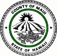 Maui County Seal