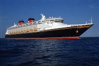 The Disney Wonder will dock in Kahului in May 2012 for one day. Photo courtesy of Disney.