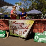 (Photo courtesy of Josh Bergeron) Mama Earth Cafe will be back serving their healthy cuisine at Maui Earth Day Festival 2011.