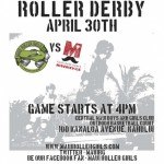 Maui Roller Derby April 30th