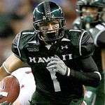 Salas Leads List of Hawaii Draft Hopefuls