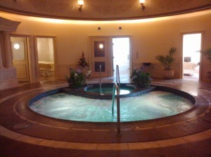 Spa Grande hot tub