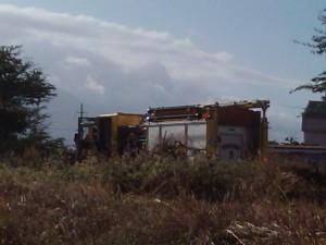 maui fire department firetruck truck kihei piilani