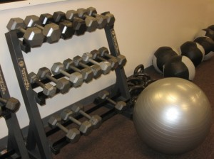 Free Weights at Hawaii Fitness Systems